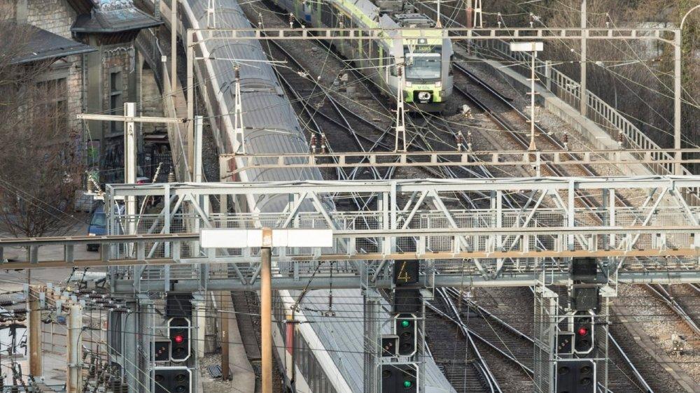 Record de passagers transportés par les CFF