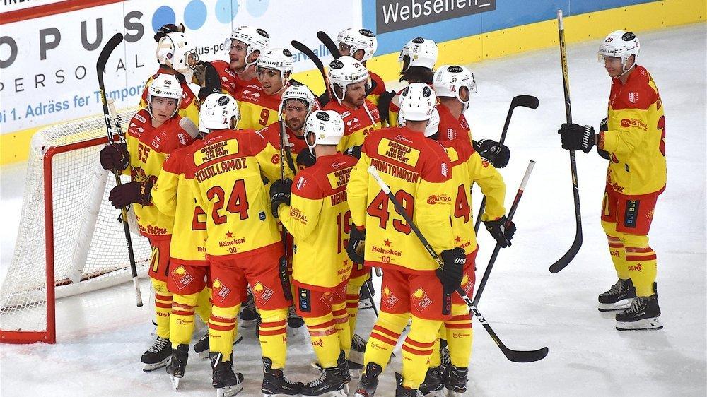 Le HC Sierre n'a pas déçu du tout pour son retour en Swiss League après six ans d'absence.