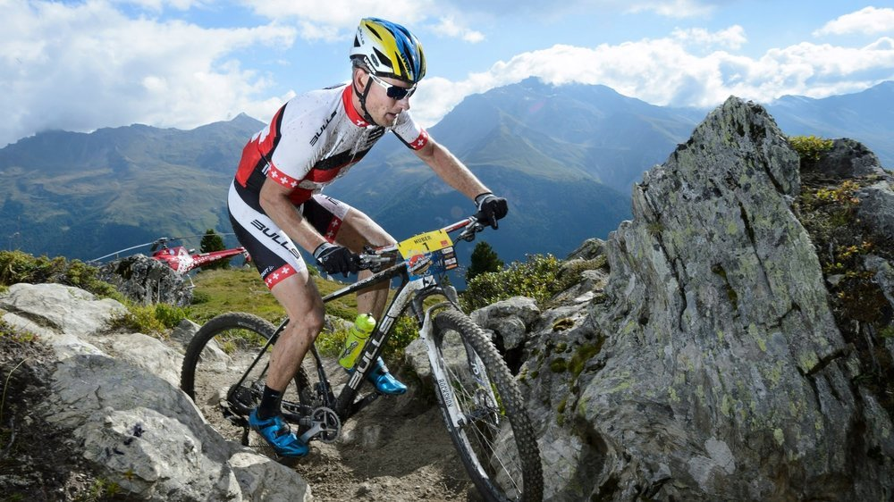 Le Valais est un magnifique terrain de jeu pour le VTT.