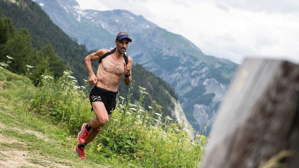 César Costa et les autres spécialistes de course à pied valaisans doivent gérer un printemps sans compétition. Comme beaucoup d'autres sportifs.