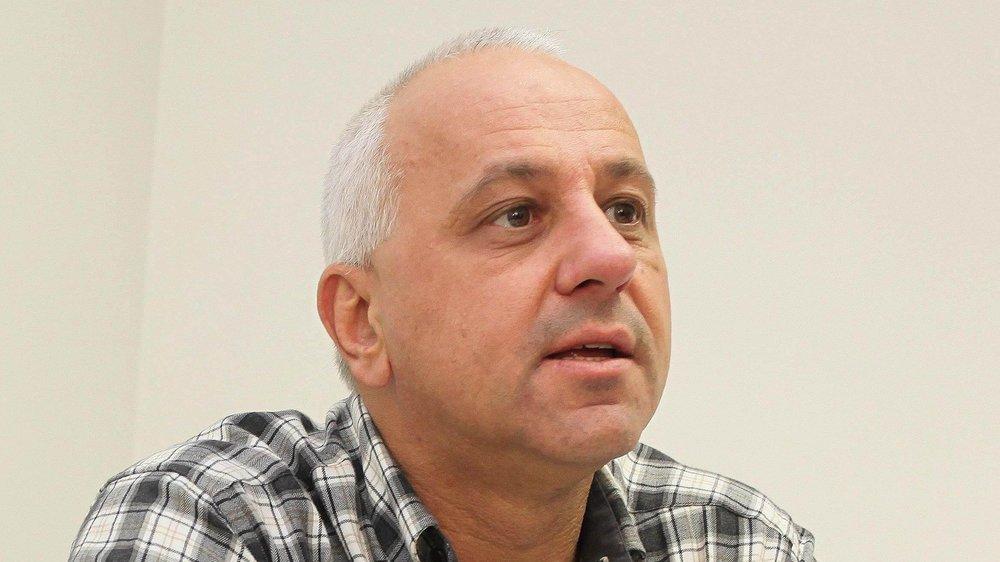 Jean-Marc Bellagamba, directeur de l'Office valaisan cantonal de secours, analyse les requêtes des organisateurs de manifestations en Valais.