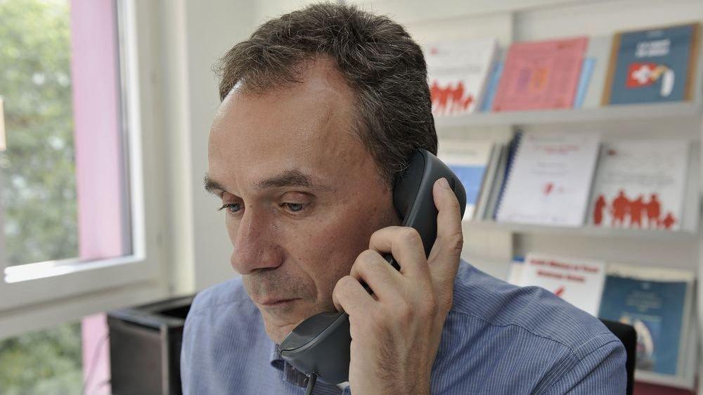 Le docteur Christian Ambord n'est pas seul à coordonner l'action contre le coronavirus.