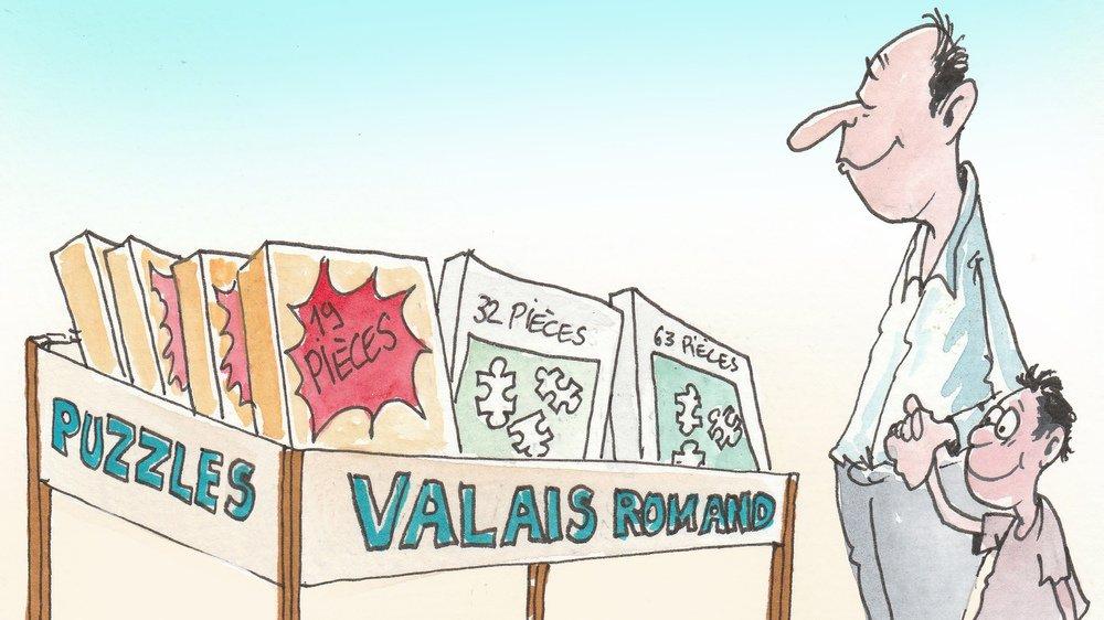 Valais romand: de 63 à 19 communes?