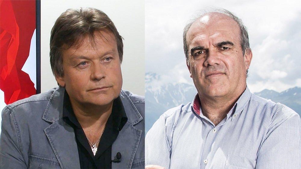 Maurice Chevrier ne traitera plus le dossier du licenciement de Gabriel Luisier.