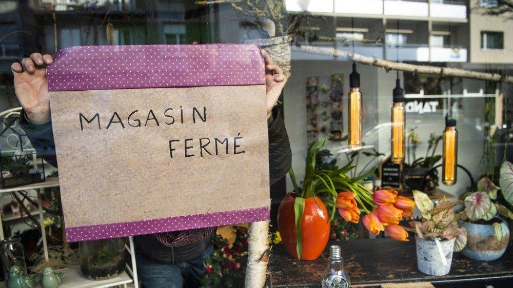 Obligés de fermer leurs boutiques et PME, les indépendants valaisans attendent une aide concrète des autorités.
