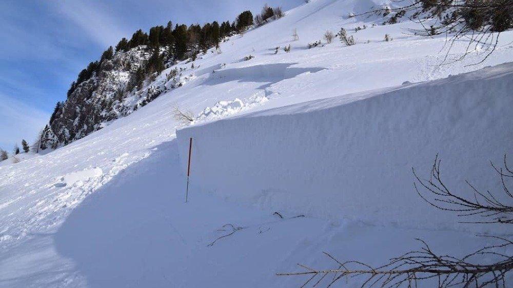 Un cumul de 1 mètre à 1 m 50 de chutes de neige a été enregistré en Valais depuis le début de la semaine.