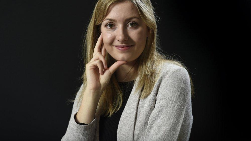 Marion Mabillard, étudiante.