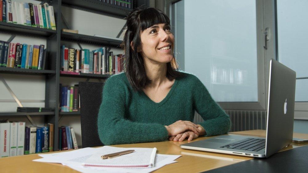 Pour Raphaëlle Luisier, la bio-informatique apporte une vraie plus-value dans le biotope valaisan de la recherche. «C'est un mode de recherche essentiel pour faire avancer la compréhension des maladies.»