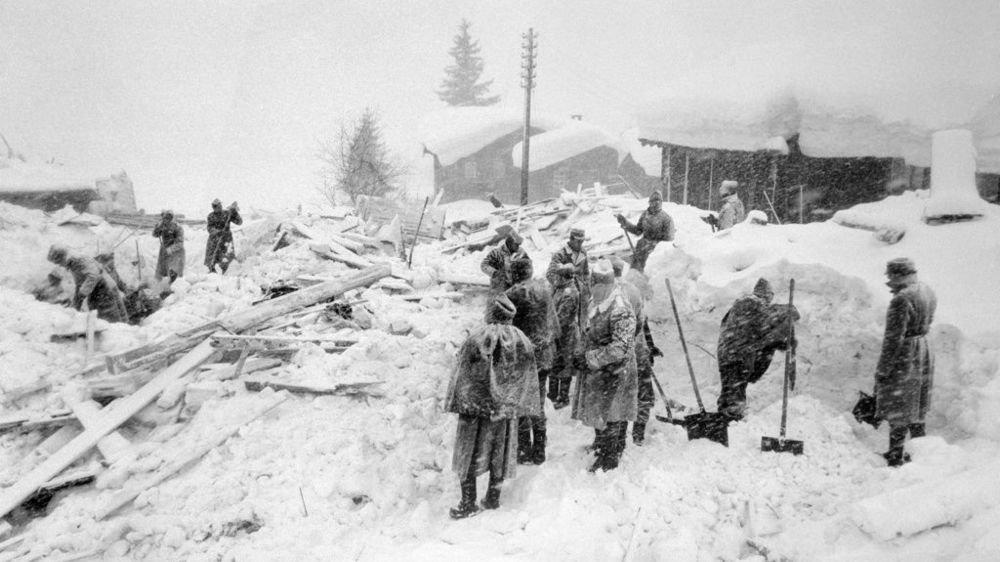 Le 24 février 1970, une avalanche emportait la vie de trente personnes à Reckingen, dans la vallée de Conches.