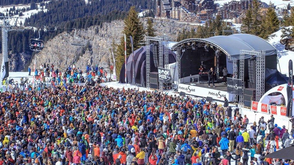 Le festival Rock The Pistes a annoncé ce jeudi son annulation. D'autres événements ont suivi dans la foulée. DR