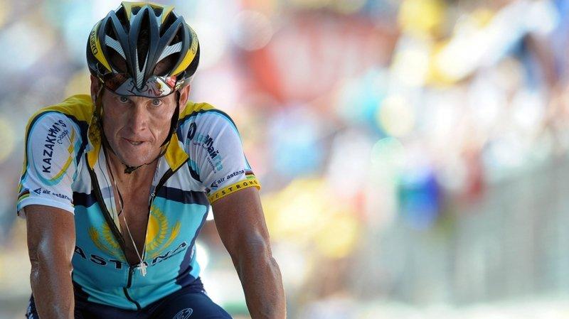 Sports: et Lance Armstrong craqua sous les yeux de Philippe May