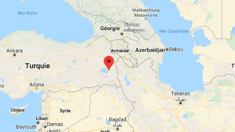 Sept morts en Turquie, 25 blessés en Iran — Séisme frontalier