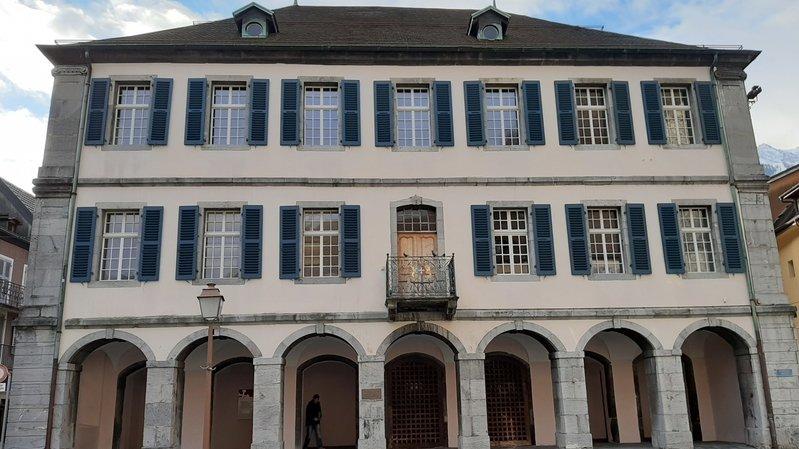 Saint-Maurice: la votation du 5 avril est maintenue
