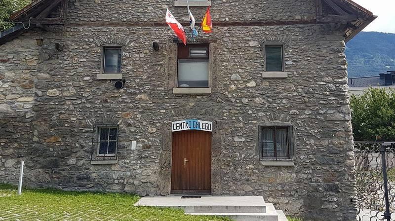 La casa Gallego de Sion a été un des premiers centres à fermer ses portes à sa communauté.