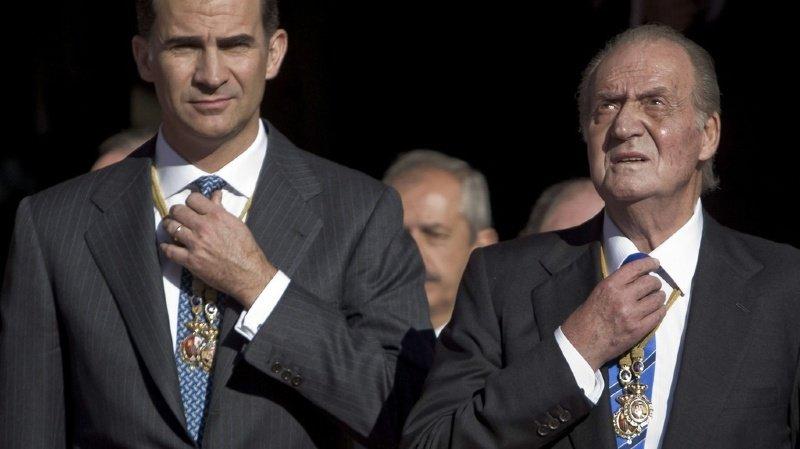 Scandale: le roi d'Espagne Felipe VI renonce à l'héritage de son père Juan Carlos