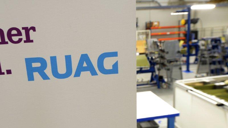 Aéronautique: RuagInternational biffe 90 postes à Emmen (LU)