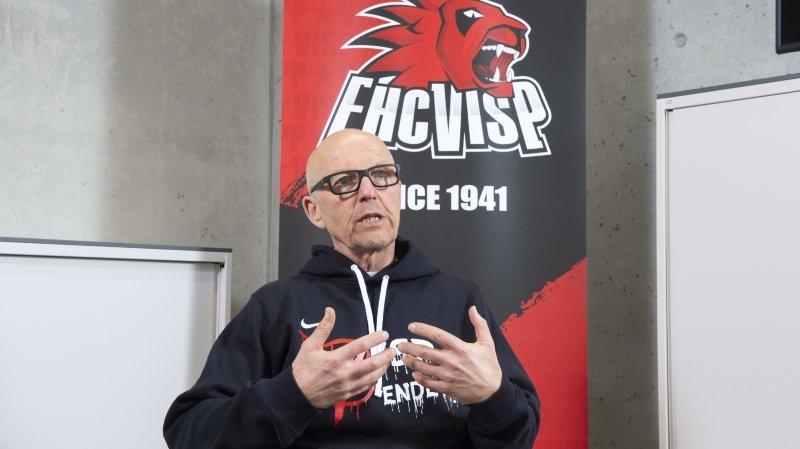 Matti Alatalo, entraîneur du HC Viège: «La méthode finlandaise porte aujourd'hui ses fruits»