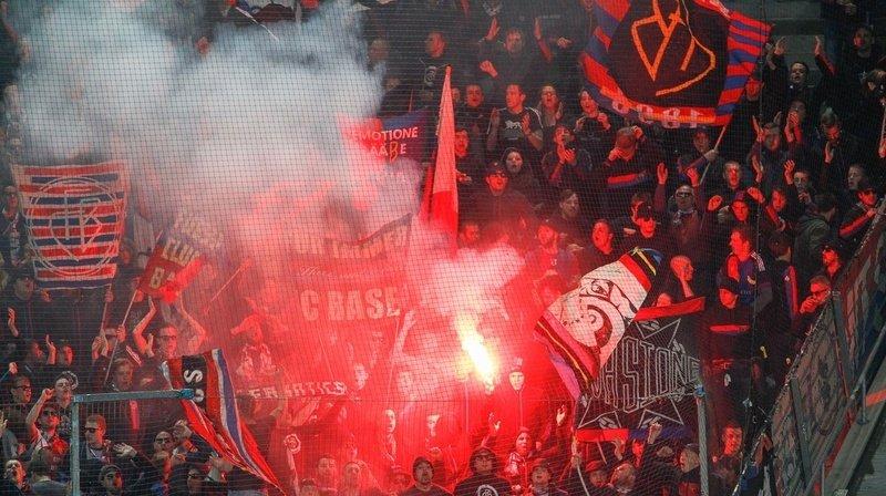 Un fan du FC Bâle a notamment été condamné. (Illustration)