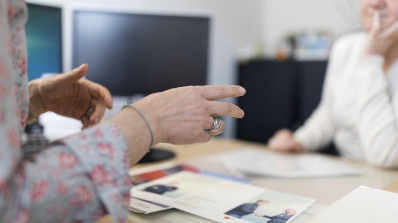 Les rendez-vous à l'office régional de placement seraient davantage axés sur le conseil. (illustration)