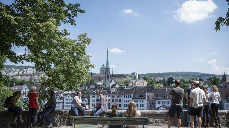 Tourisme: nouveau record de nuitées pour l'hôtellerie suisse en 2019