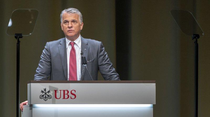 Banques: Sergio Ermotti quitte UBS, il est remplacé par un Néerlandais