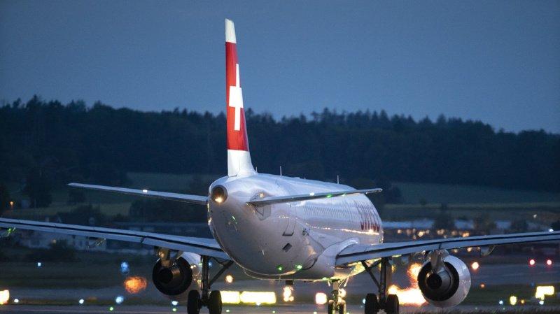 Suspension des voyages vers les USA: la compagnie Swiss à la recherche de solutions