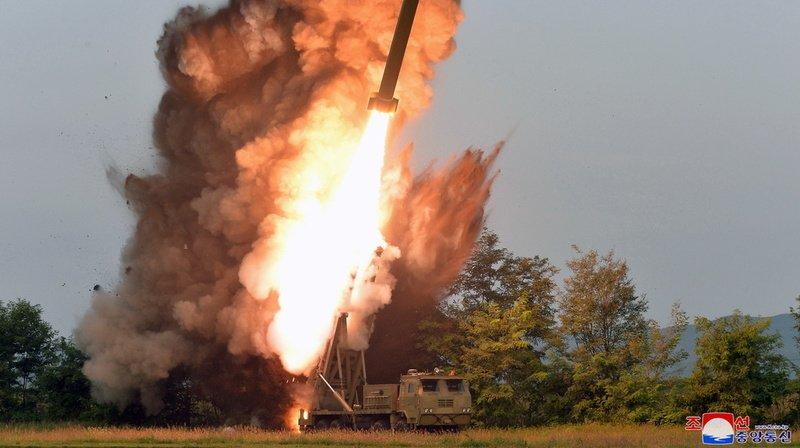Péninsule coréenne: la Corée du Nord tire deux projectiles non identifiés