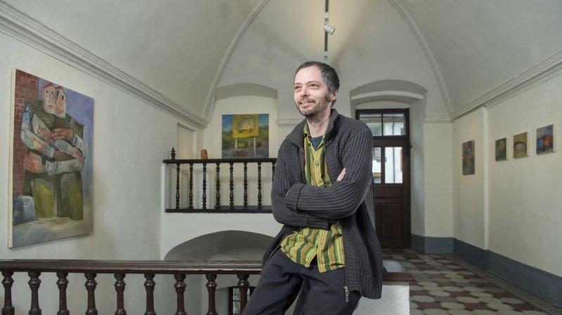 Alexandre Loye joue les prolongations au Manoir de Martigny