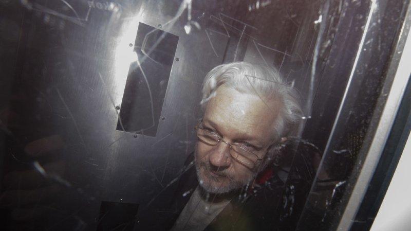 S'il est extradé vers les Etats-Unis, Julian Assange risque la prison à vie, voire la mort. Inacceptable pour le gouvernement de Genève qui veut lui offrir un visa humanitaire.