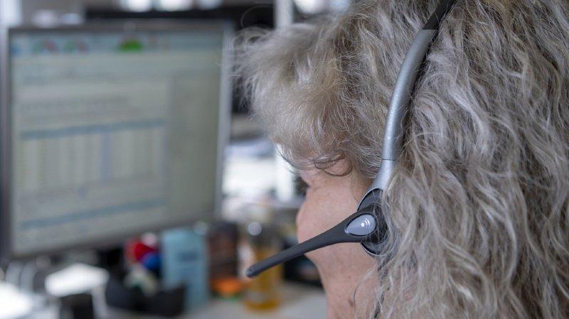 La hotline est supervisée par l'Organisation cantonale valaisanne des secours (OCVS).