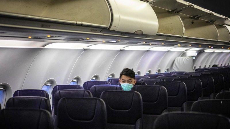 Coronavirus: des compagnies aériennes font voler leurs avions à vide