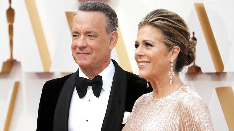 Coronavirus: Tom Hanks et sa femme contaminés