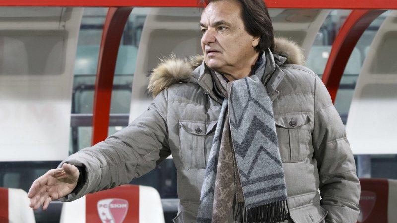 La mesure forte arrêtée par Christian Constantin est un épisode de plus pour illustrer une saison vraiment maudite pour le club sédunois.