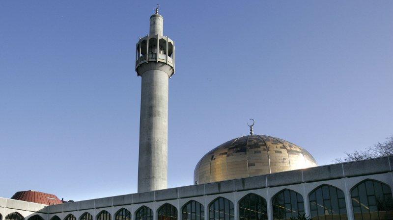 Un septuagénaire avait été blessé dans la grande mosquée proche de Regent's Park, dans le centre de la capitale britannique. (photo d'archives)