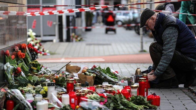 Les Allemands sont sous le choc après ce nouvel attentat d'extrême droite.