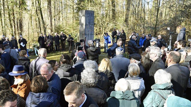 Terrorisme: hommage aux victimes de Würenlingen, 50 ans après le pire attentat en Suisse
