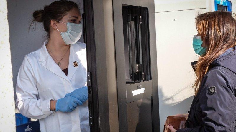 Coronavirus: pas de patient zéro pour le foyer de coronavirus en Lombardie