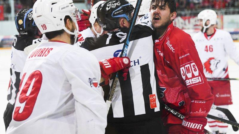 National League: Lausanne, la faute professionnelle