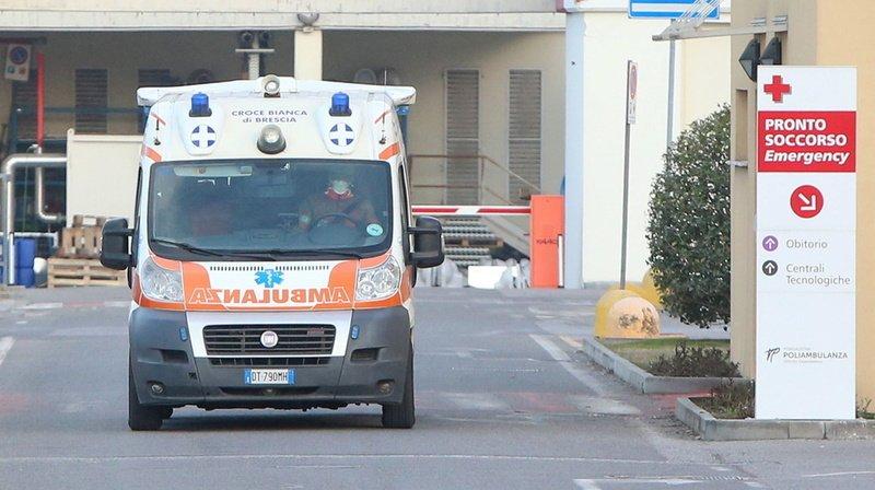 Coronavirus: un hôpital mis en cause en Italie, de nouveaux cas dans le reste du pays