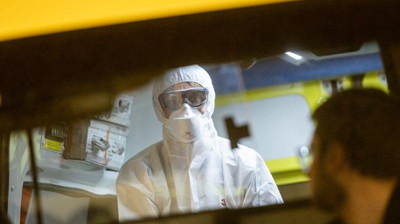Coronavirus: plus de 1000 nouveaux cas de contaminations en Suisse en 24 heures