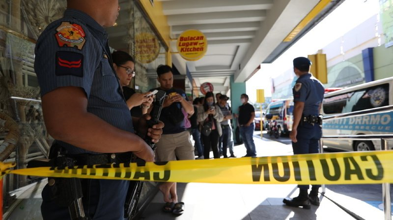 Philippines: un ex-employé prend une trentaine de personnes en otage dans un supermarché
