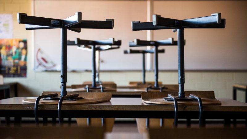 Coronavirus: toutes les écoles du Valais fermées dès lundi et jusqu'au 30 avril