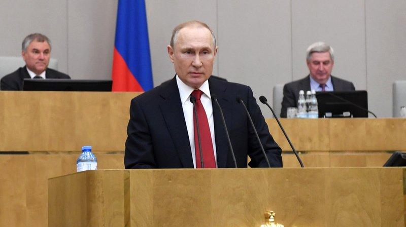 Les sénateurs approuvent la réforme constitutionnelle de Vladimir Poutine — Russie