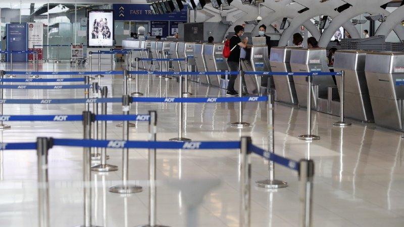 Des Suisses sont actuellement bloqués en Thaïlande. (Illustration)