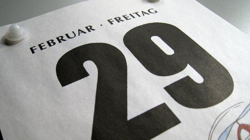 """À l'origine, chez les Romains, une année bissextile ne comptait pas un 29e jour au mois de février, mais un 24 février """"bis""""."""