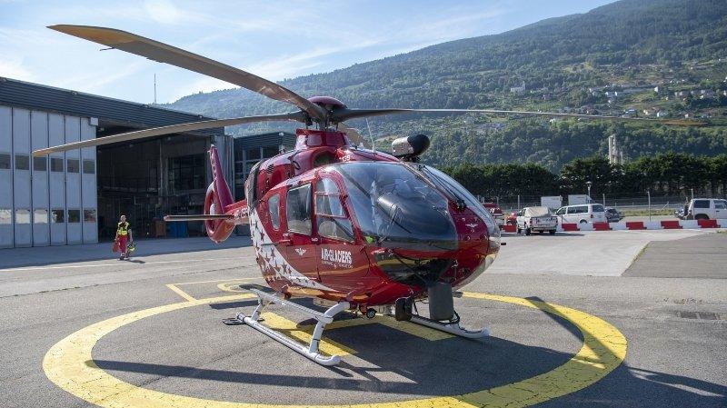 Air Zermatt sera l'actionnaire majoritaire d'Air-Glaciers