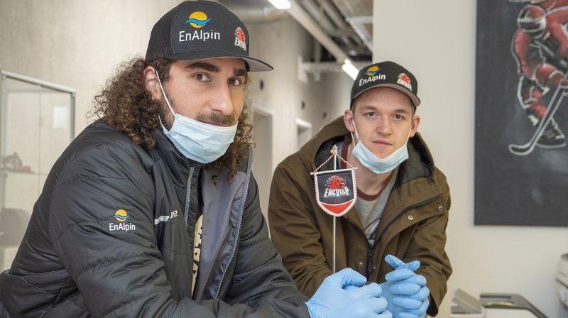 Coronavirus: au HC Viège, la solidarité a remplacé les play-off