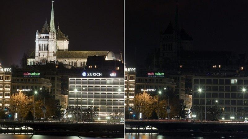 Earth Hour: les villes appelées à éteindre les lumières des monuments samedi