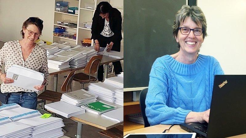 Coronavirus: c'est parti pour l'école à la maison en Valais