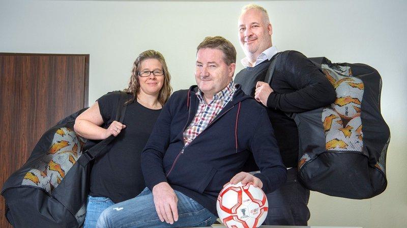 Football: Jean-Daniel Bruchez a passé le témoin